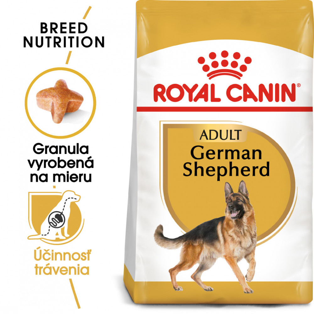 Royal Canin German Shepherd Adult - 11kg