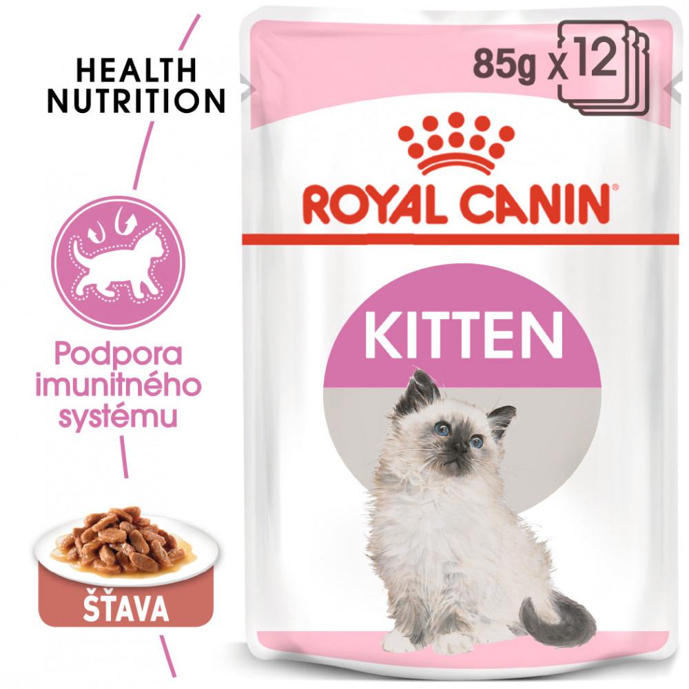 Royal Canin Kitten Instinctive Gravy 12x85g