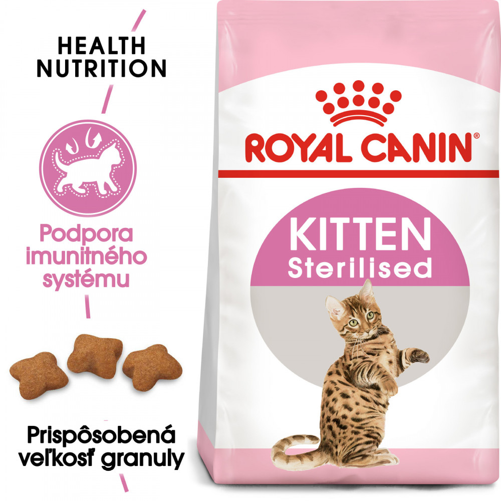 Royal Canin Kitten Sterilised 2kg