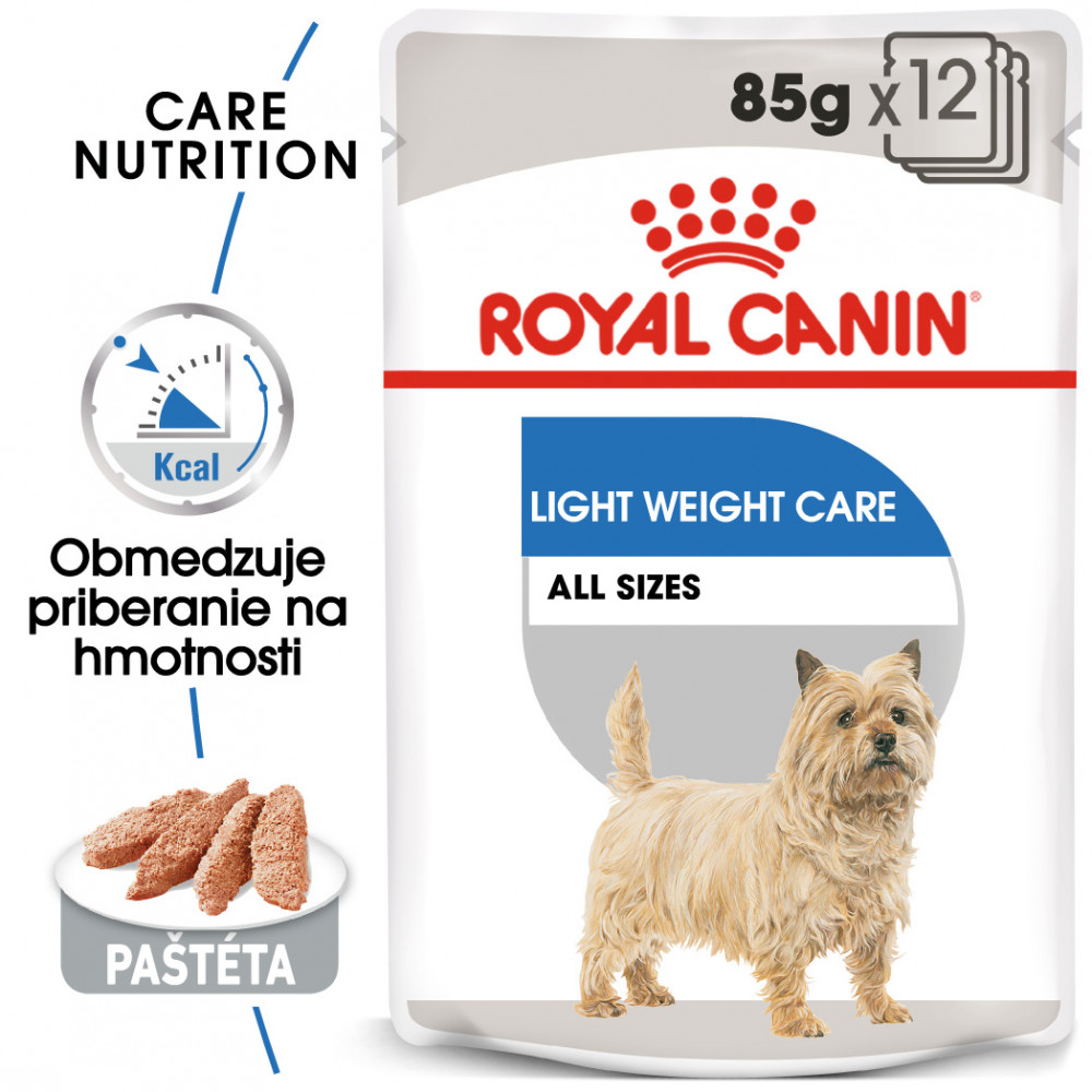 Royal Canin Light Weight Care Dog Loaf 85gx12