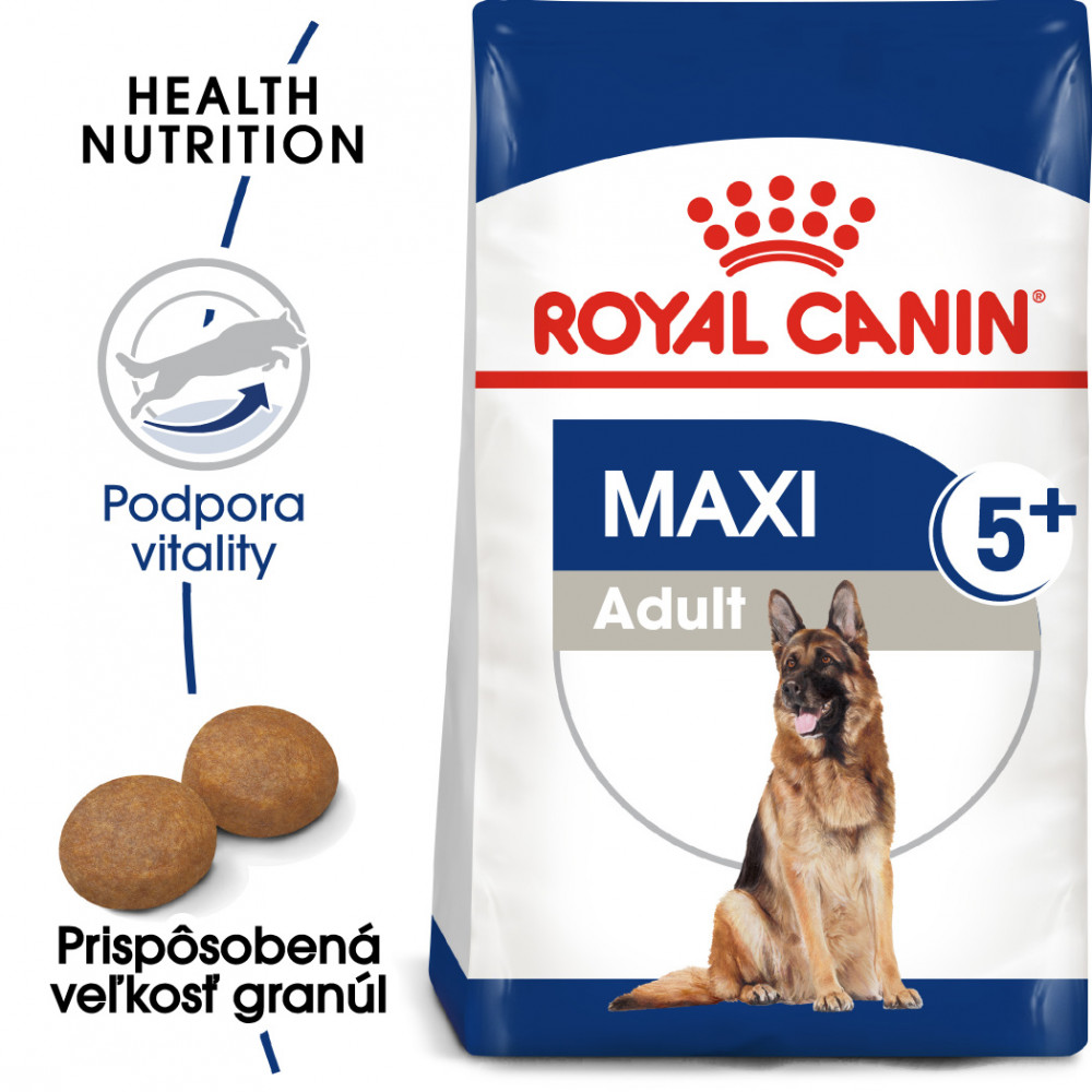 Royal Canin Maxi Adult 5+15kg