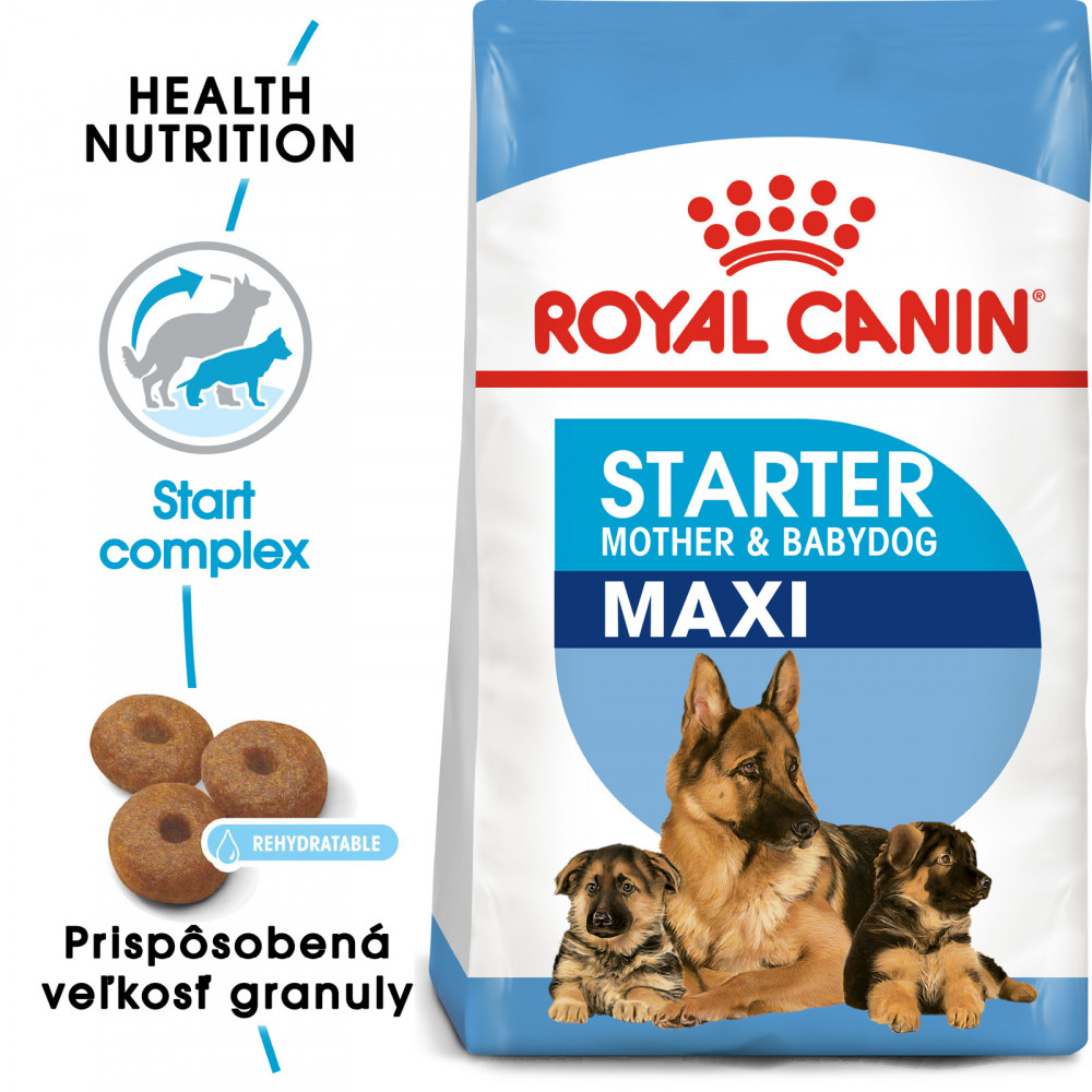 Royal Canin Starter Mother & Babydog Maxi 15kg