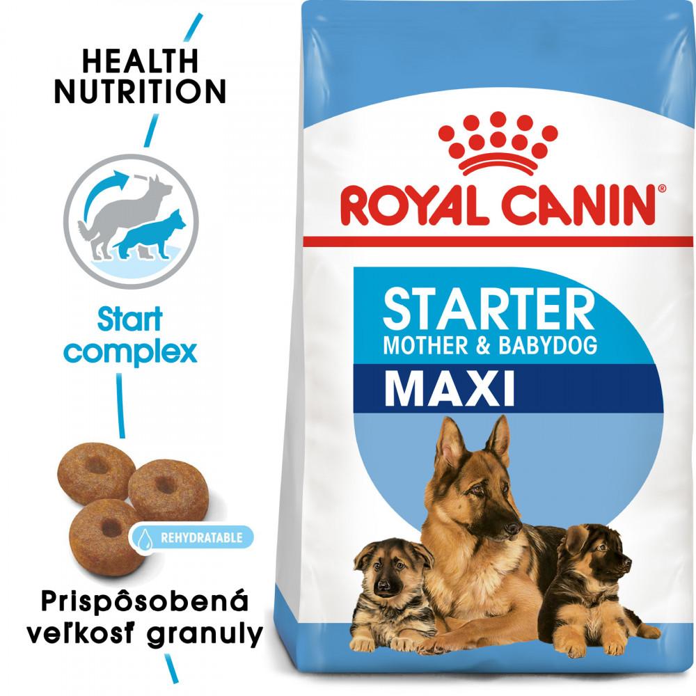 Royal Canin Starter Mother & Babydog Maxi 4kg