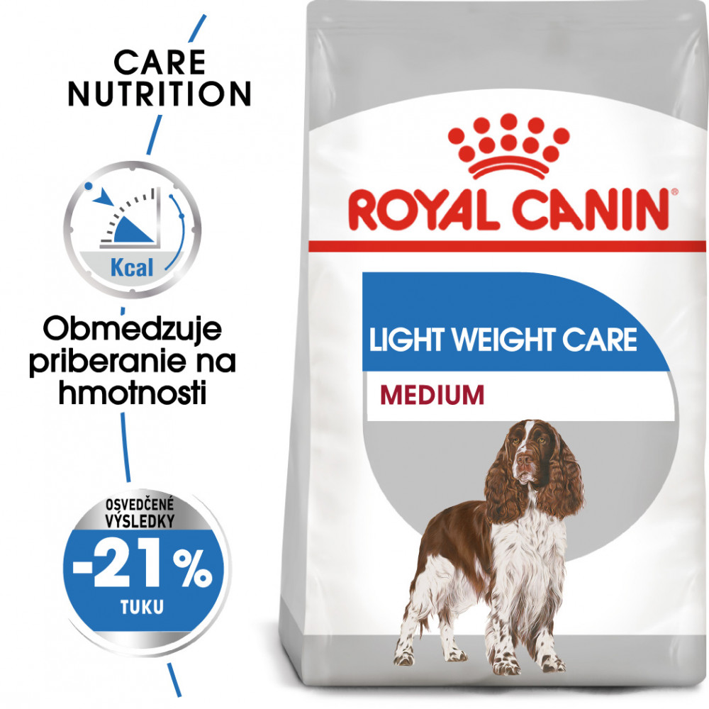 Royal Canin Medium Light Weight Care - 3kg