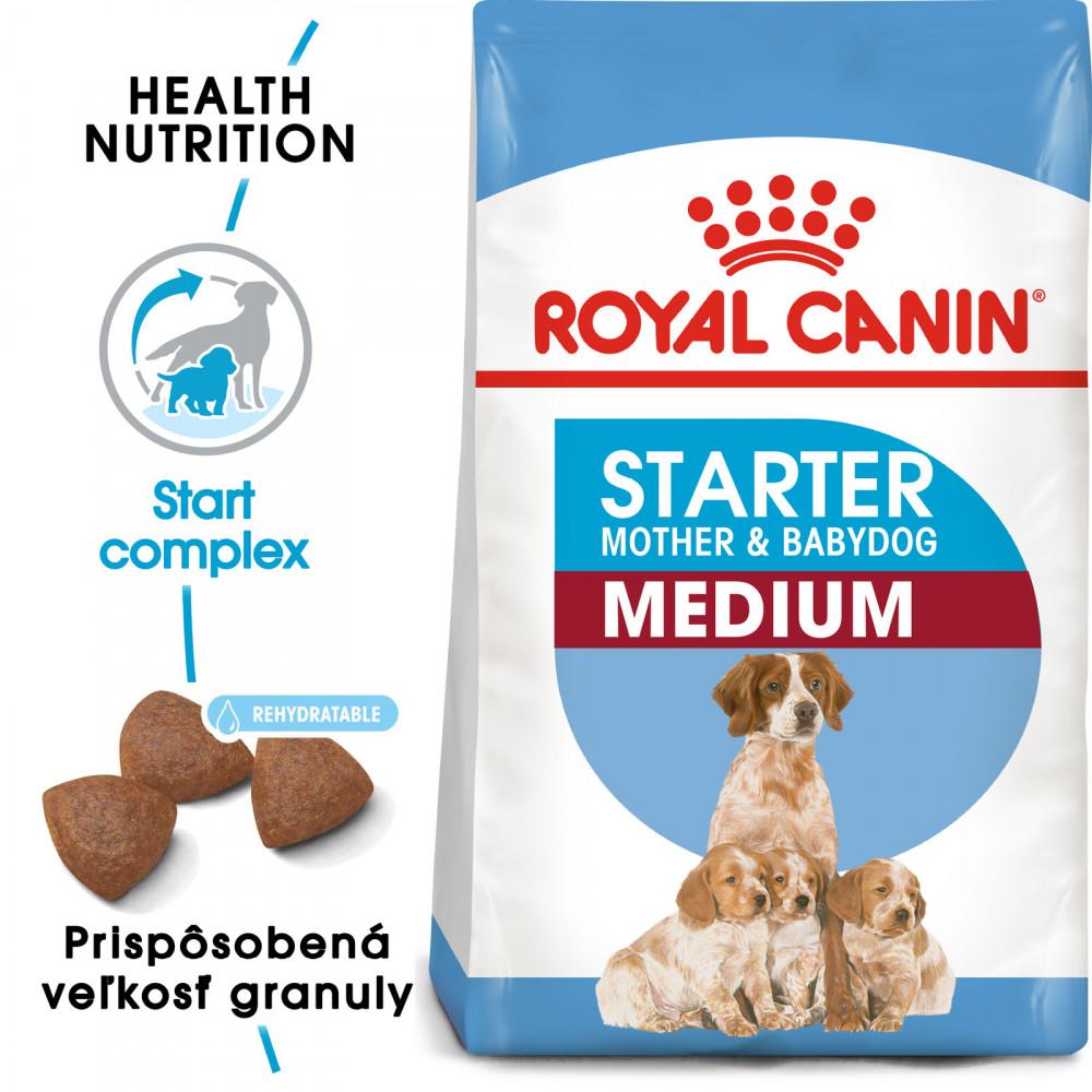 Royal Canin Starter Mother&Babydog Medium 12kg