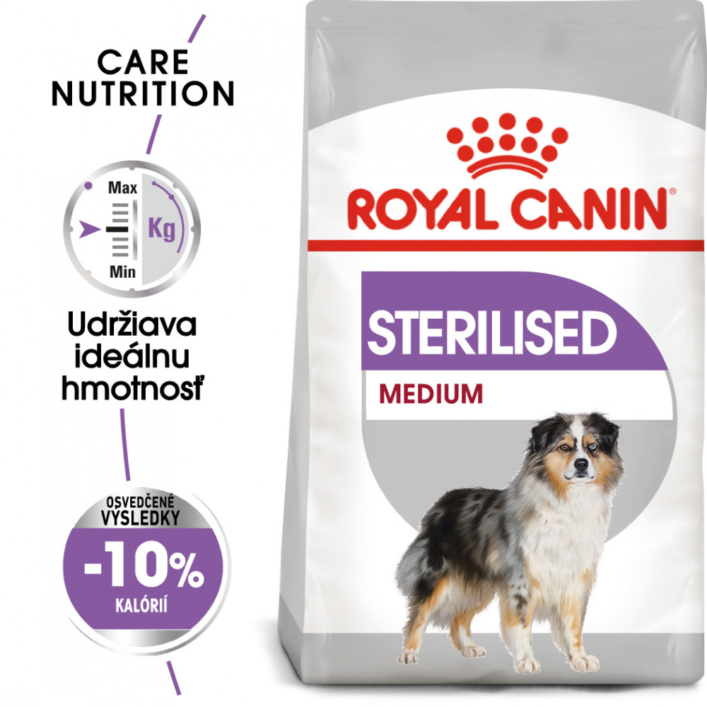 Royal Canin Medium Sterilised - 10kg