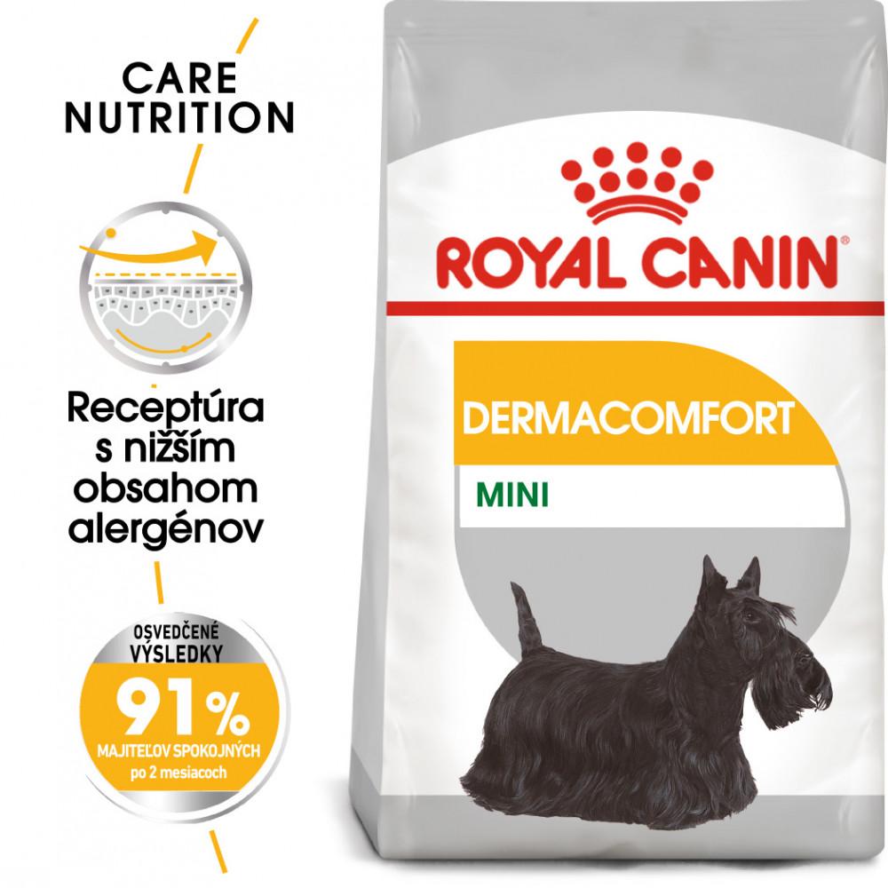 Royal Canin Mini Dermacomfort - 3kg