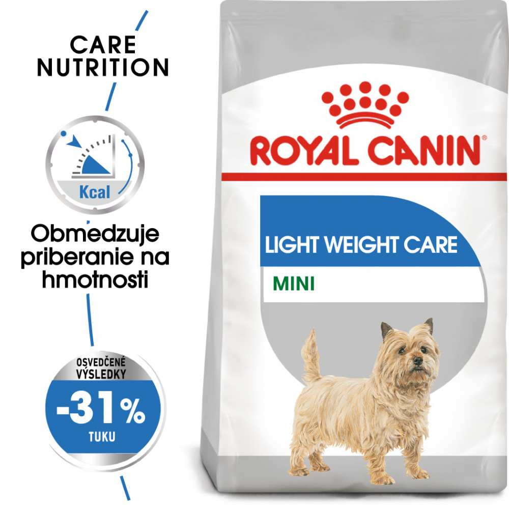 Royal Canin Mini Light Weight Care - 1kg