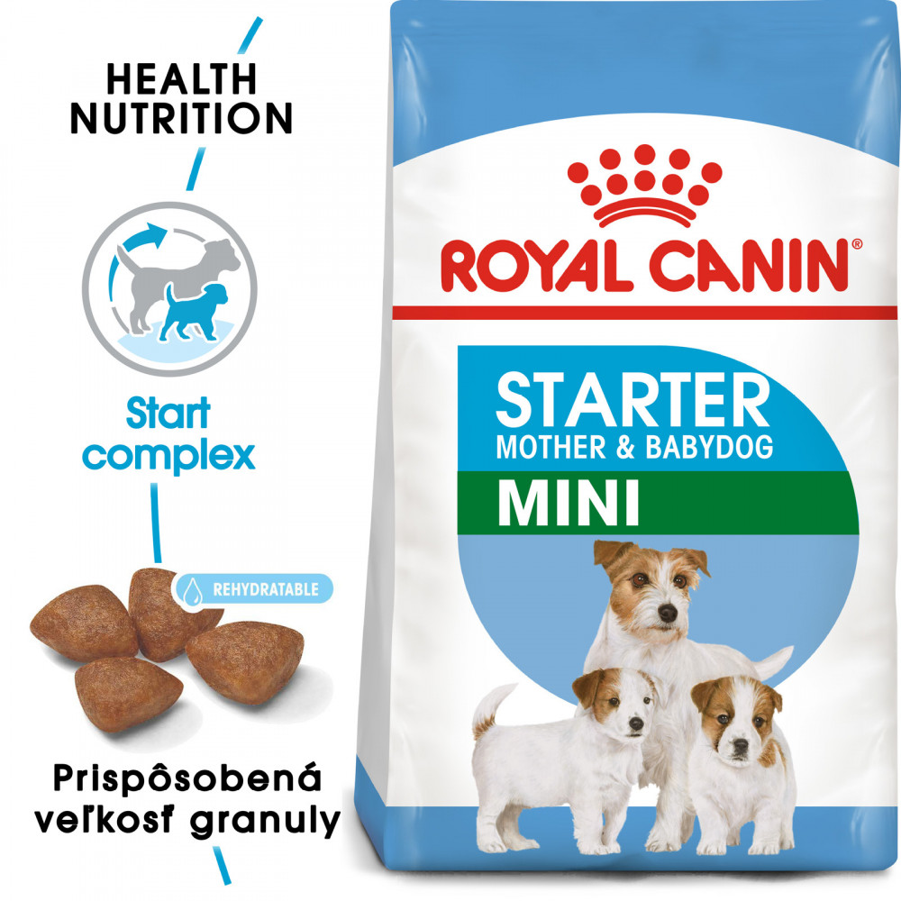 Royal Canin Mini Starter Mother&Babydog 3kg