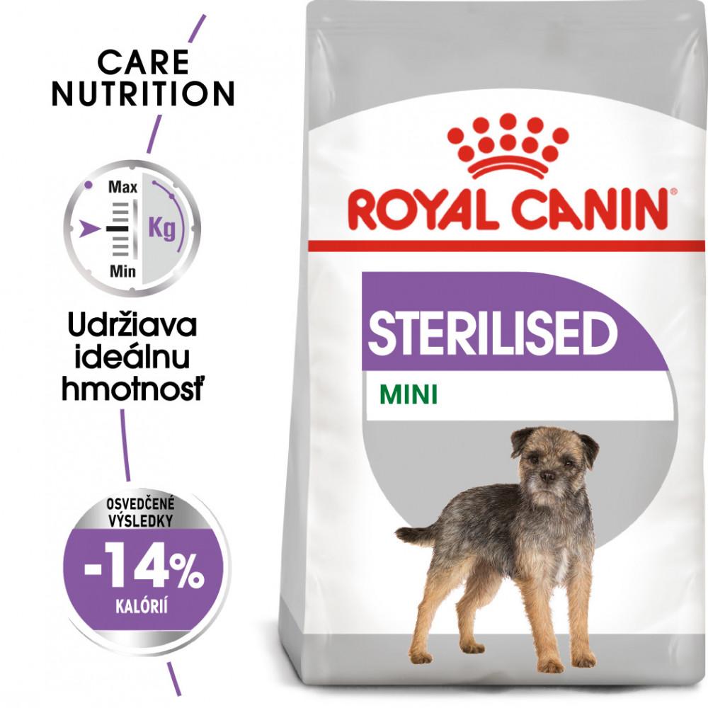 Royal Canin Mini Sterilised - 1kg