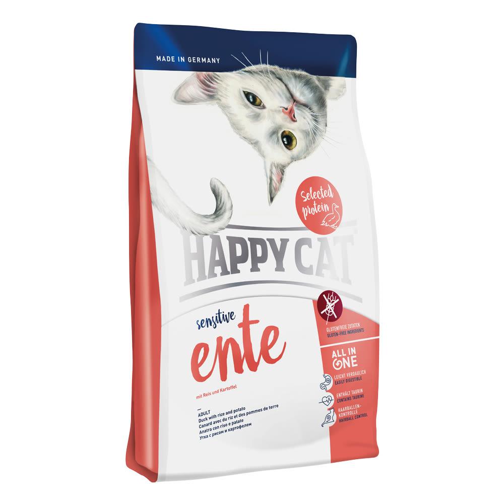 Happy Cat Sensitive Ente / Kačica 4kg