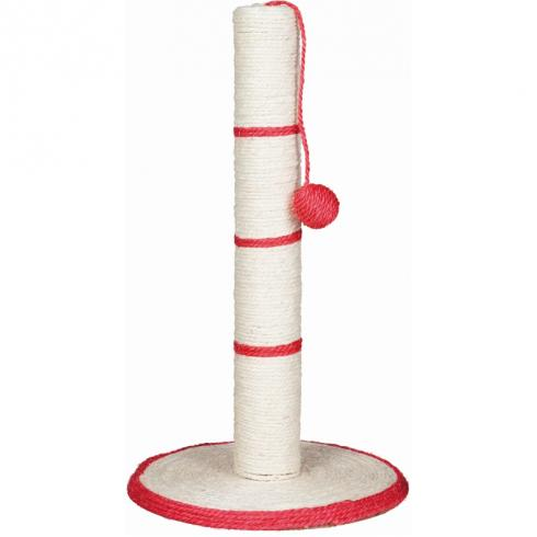 Trixie Sisalové škrabadlo s loptou 50x31cm