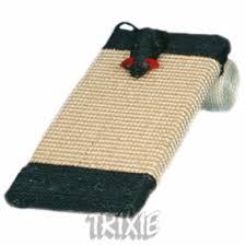 Trixie škrabadlo béžové-čierne