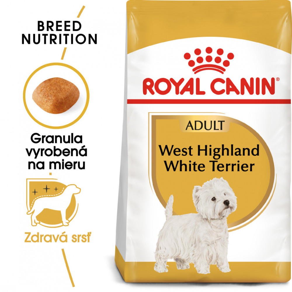 Royal Canin Westie Adult - 1,5kg