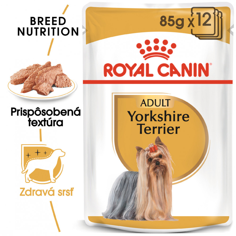 Royal Canin Yorkshire Loaf 85gx12