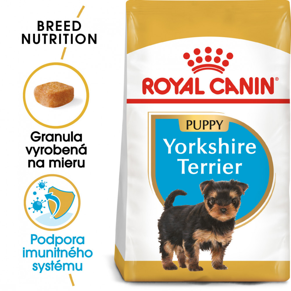 Royal Canin Yorkshire Terrier Puppy - 1,5kg